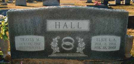 HALL, TRAVIS M - Mississippi County, Arkansas | TRAVIS M HALL - Arkansas Gravestone Photos