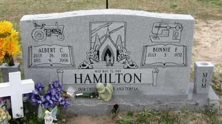 HAMILTON, ALBERT C. - Mississippi County, Arkansas | ALBERT C. HAMILTON - Arkansas Gravestone Photos