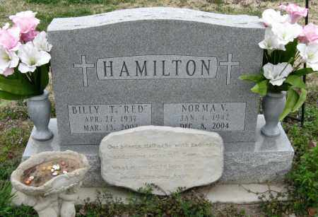 "HAMILTON, BILLY T. ""RED"" - Mississippi County, Arkansas 