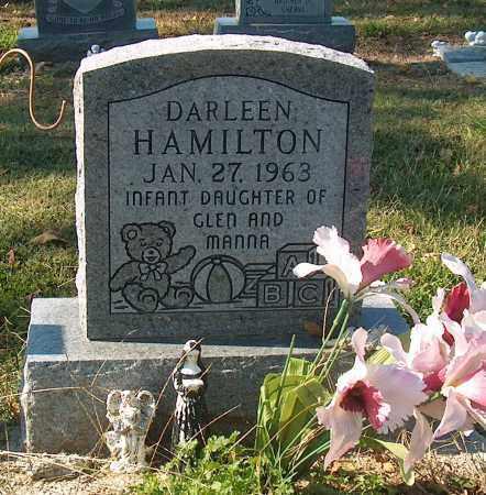 HAMILTON, DARLEEN - Mississippi County, Arkansas | DARLEEN HAMILTON - Arkansas Gravestone Photos