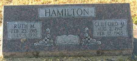 HAMILTON, RUTH M - Mississippi County, Arkansas | RUTH M HAMILTON - Arkansas Gravestone Photos