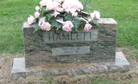 HAMLETT, MAXINE LONG - Mississippi County, Arkansas | MAXINE LONG HAMLETT - Arkansas Gravestone Photos