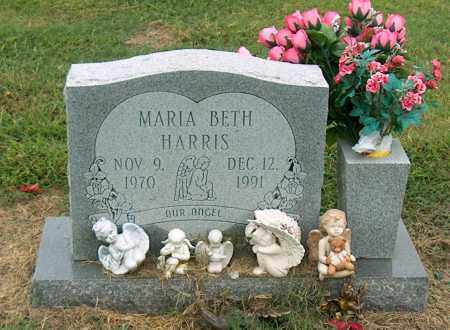 HARRIS, MARIA BETH - Mississippi County, Arkansas | MARIA BETH HARRIS - Arkansas Gravestone Photos