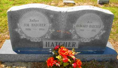 HATCHER, HOWARD - Mississippi County, Arkansas | HOWARD HATCHER - Arkansas Gravestone Photos