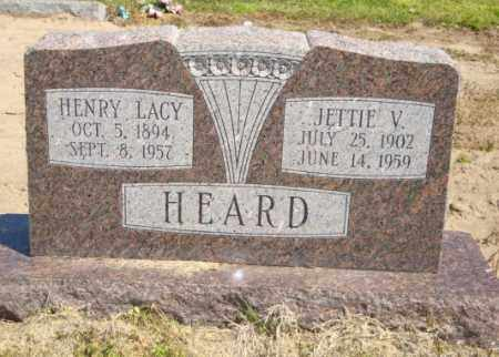 HEARD, HENRY LACY - Mississippi County, Arkansas | HENRY LACY HEARD - Arkansas Gravestone Photos