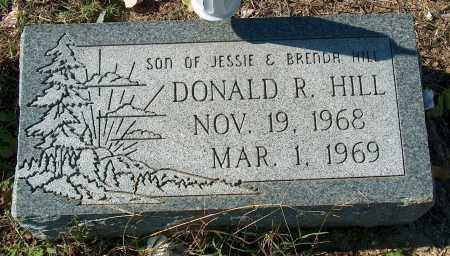 HILL, DONALD R - Mississippi County, Arkansas | DONALD R HILL - Arkansas Gravestone Photos