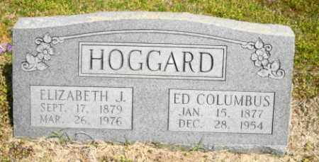 HOGGARD, ED COLUMBUS - Mississippi County, Arkansas | ED COLUMBUS HOGGARD - Arkansas Gravestone Photos