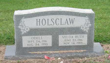 HOLSCLAW, VELDA RUTH - Mississippi County, Arkansas | VELDA RUTH HOLSCLAW - Arkansas Gravestone Photos