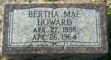 HOWARD, BERTHA MAE - Mississippi County, Arkansas | BERTHA MAE HOWARD - Arkansas Gravestone Photos