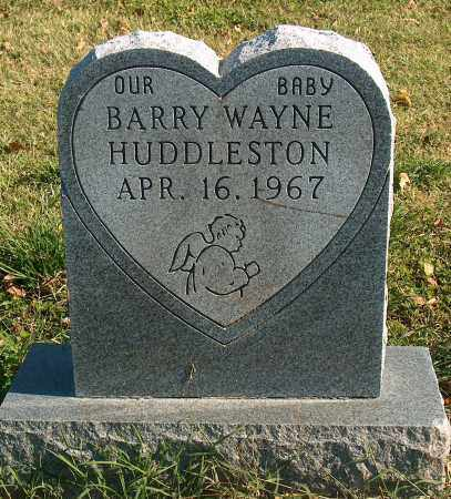 HUDDLESTON, BARRY WAYNE - Mississippi County, Arkansas | BARRY WAYNE HUDDLESTON - Arkansas Gravestone Photos