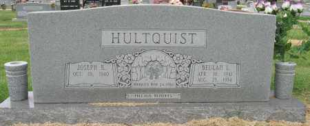 HULTQUIST, BEULAH L. - Mississippi County, Arkansas | BEULAH L. HULTQUIST - Arkansas Gravestone Photos
