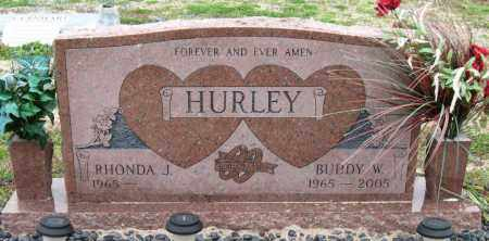 HURLEY, BUDDY W. - Mississippi County, Arkansas | BUDDY W. HURLEY - Arkansas Gravestone Photos