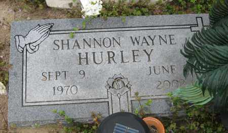 HURLEY, SHANNON WAYNE - Mississippi County, Arkansas | SHANNON WAYNE HURLEY - Arkansas Gravestone Photos
