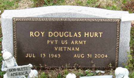 HURT  (VETERAN VIET), ROY DOUGLAS - Mississippi County, Arkansas | ROY DOUGLAS HURT  (VETERAN VIET) - Arkansas Gravestone Photos