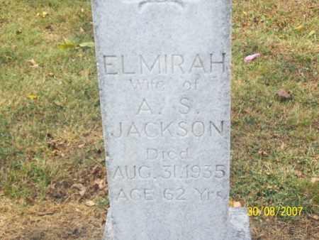 MCDANIEL JACKSON, ELMIRAH - Mississippi County, Arkansas | ELMIRAH MCDANIEL JACKSON - Arkansas Gravestone Photos