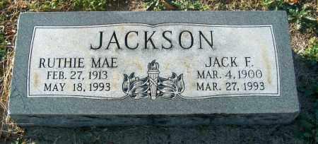 JACKSON, RUTHIE MAE - Mississippi County, Arkansas | RUTHIE MAE JACKSON - Arkansas Gravestone Photos