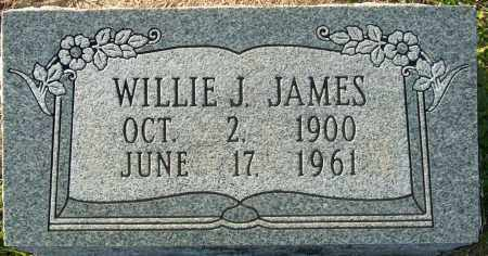 JAMES, WILLIE J - Mississippi County, Arkansas | WILLIE J JAMES - Arkansas Gravestone Photos