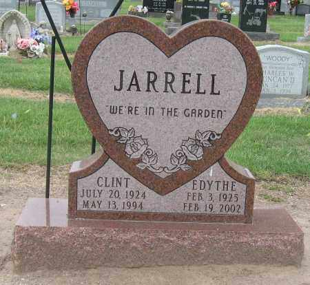 JARRELL, CLINT - Mississippi County, Arkansas | CLINT JARRELL - Arkansas Gravestone Photos