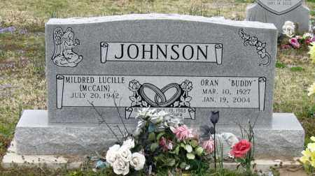 "JOHNSON, ORAN ""BUDDY"" - Mississippi County, Arkansas 