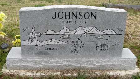 "JOHNSON, ORAN ""BUDDY"" - Mississippi County, Arkansas   ORAN ""BUDDY"" JOHNSON - Arkansas Gravestone Photos"