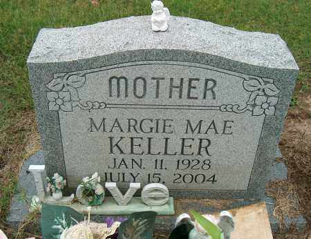 KELLER, MARGIE MAE - Mississippi County, Arkansas | MARGIE MAE KELLER - Arkansas Gravestone Photos