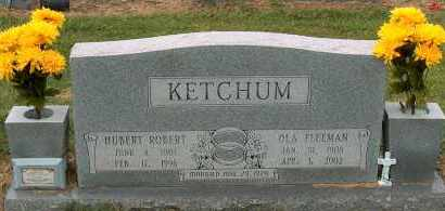KETCHUM, OLA - Mississippi County, Arkansas | OLA KETCHUM - Arkansas Gravestone Photos