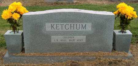 FLEEMAN KETCHUM, OLA - Mississippi County, Arkansas | OLA FLEEMAN KETCHUM - Arkansas Gravestone Photos