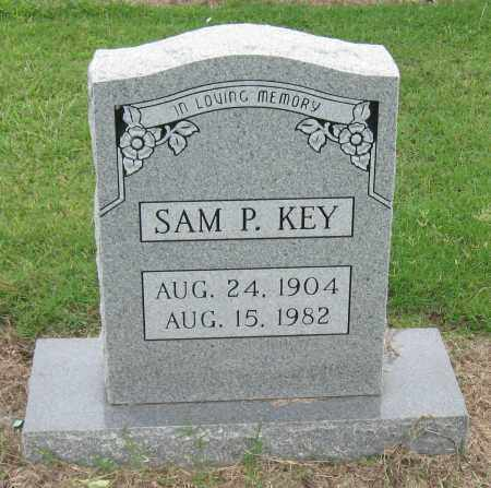 KEY, SAM P - Mississippi County, Arkansas | SAM P KEY - Arkansas Gravestone Photos