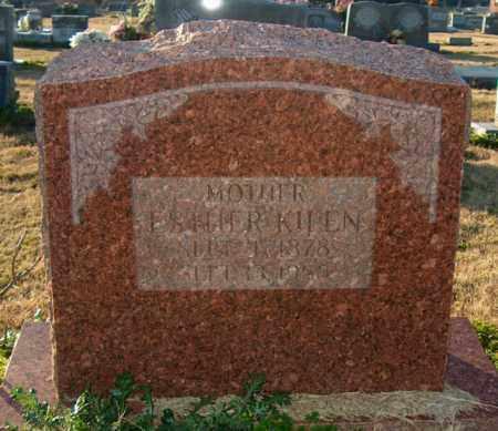 KILEN, ESTHER - Mississippi County, Arkansas | ESTHER KILEN - Arkansas Gravestone Photos