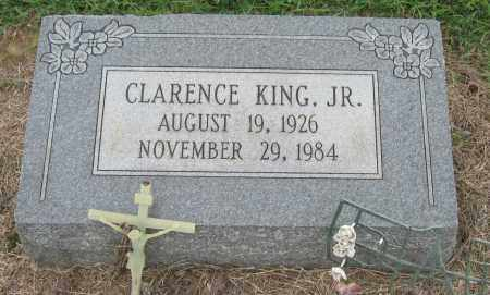 KING, CLARENCE JR - Mississippi County, Arkansas | CLARENCE JR KING - Arkansas Gravestone Photos