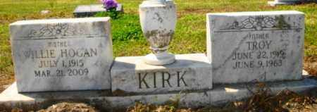 KIRK, TROY - Mississippi County, Arkansas | TROY KIRK - Arkansas Gravestone Photos