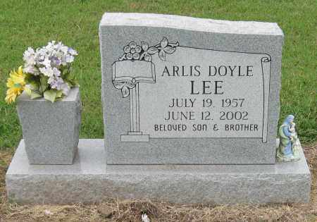 LEE, ARLIS DOYLE - Mississippi County, Arkansas | ARLIS DOYLE LEE - Arkansas Gravestone Photos