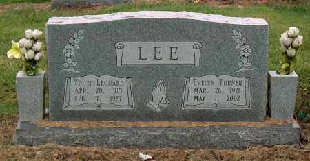 TURNER LEE, EVELYN - Mississippi County, Arkansas | EVELYN TURNER LEE - Arkansas Gravestone Photos