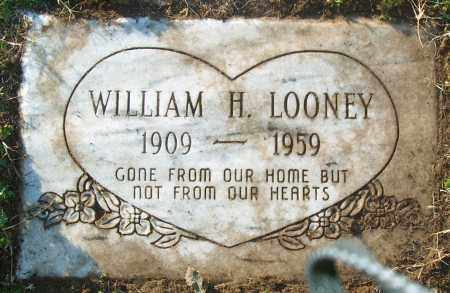 LOONEY, WILLIAM H - Mississippi County, Arkansas | WILLIAM H LOONEY - Arkansas Gravestone Photos