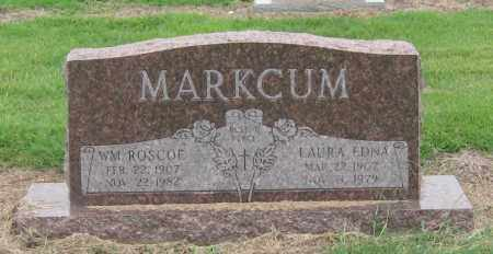 MARKCUM, WM ROSCOE - Mississippi County, Arkansas | WM ROSCOE MARKCUM - Arkansas Gravestone Photos