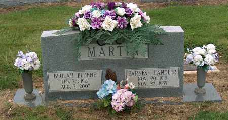 MARTIN, BEULAH ELDENE - Mississippi County, Arkansas | BEULAH ELDENE MARTIN - Arkansas Gravestone Photos