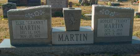 MARTIN, ELSIE - Mississippi County, Arkansas | ELSIE MARTIN - Arkansas Gravestone Photos