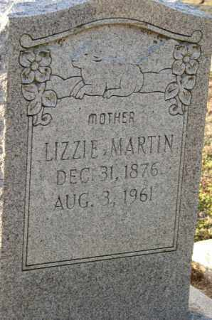 MARTIN, LIZZIE - Mississippi County, Arkansas | LIZZIE MARTIN - Arkansas Gravestone Photos