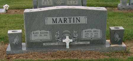 MARTIN, MARVIN ODELL - Mississippi County, Arkansas | MARVIN ODELL MARTIN - Arkansas Gravestone Photos