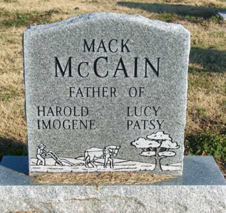 MCCAIN, MATHA ELLIS - Mississippi County, Arkansas | MATHA ELLIS MCCAIN - Arkansas Gravestone Photos