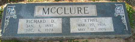 MCCLURE, ETHEL - Mississippi County, Arkansas | ETHEL MCCLURE - Arkansas Gravestone Photos