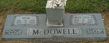 MCDOWELL, EMILY LILLIAN - Mississippi County, Arkansas | EMILY LILLIAN MCDOWELL - Arkansas Gravestone Photos