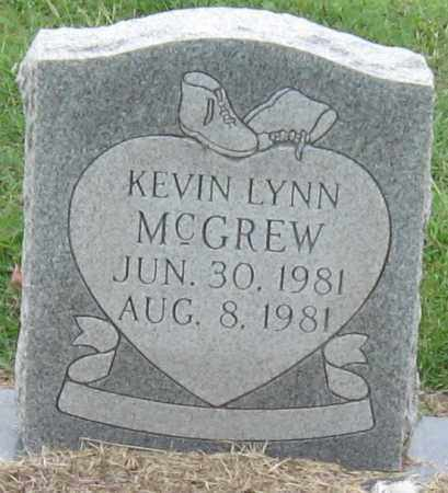 MCGREW, KEVIN LYNN - Mississippi County, Arkansas | KEVIN LYNN MCGREW - Arkansas Gravestone Photos