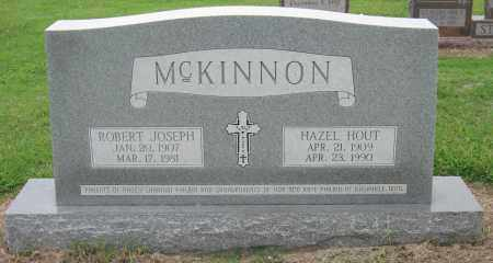 MCKINNON, HAZEL - Mississippi County, Arkansas | HAZEL MCKINNON - Arkansas Gravestone Photos