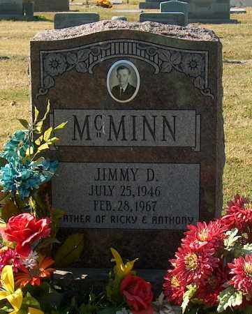 MCMINN, JIMMY D - Mississippi County, Arkansas | JIMMY D MCMINN - Arkansas Gravestone Photos