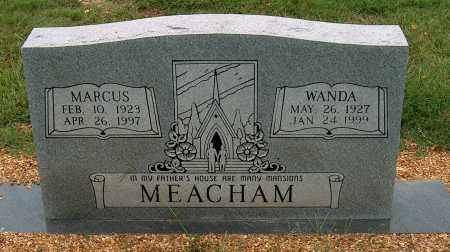 MEACHAM, WANDA - Mississippi County, Arkansas | WANDA MEACHAM - Arkansas Gravestone Photos
