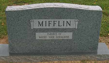 MIFFLIN, ESTHER - Mississippi County, Arkansas | ESTHER MIFFLIN - Arkansas Gravestone Photos
