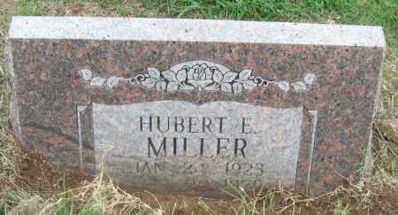 MILLER, HUBERT E - Mississippi County, Arkansas | HUBERT E MILLER - Arkansas Gravestone Photos
