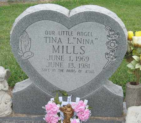 MILLS, TINA L - Mississippi County, Arkansas | TINA L MILLS - Arkansas Gravestone Photos