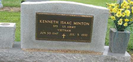 MINTON (VETERAN VIET), KENNETH ISAAC - Mississippi County, Arkansas | KENNETH ISAAC MINTON (VETERAN VIET) - Arkansas Gravestone Photos